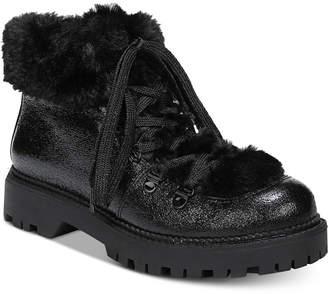 Sam Edelman Kilbourne Faux Fur Winter Booties Women's Shoes