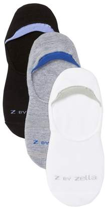 Zella Z By New Liner Sport Socks - Pack of 3