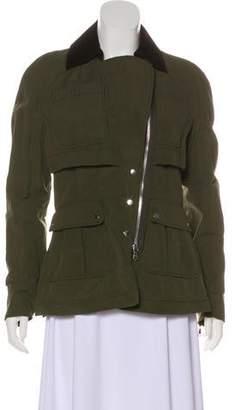 Altuzarra Zip-Up Casual Jacket