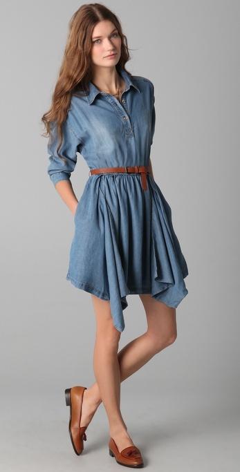 Funktional Ingalls Dress