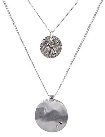Kenneth Cole New York Double-Layer Pendant Necklace