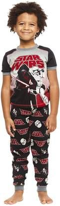 Star Wars Jellifish Kids Boys 2-Piece PJ Cotton Set, Top & Jogger Pants