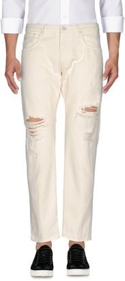 (+) People + PEOPLE Denim pants - Item 42612136OG