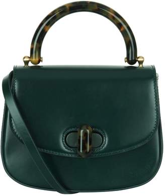 Edie Parker Top Handle Cross Body Bag