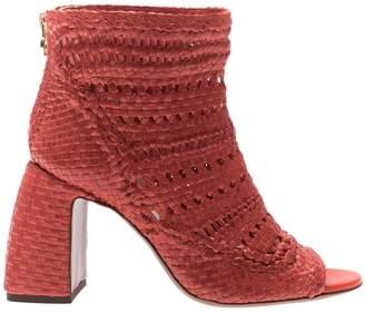 L'Autre Chose Heeled Booties Shoes Women
