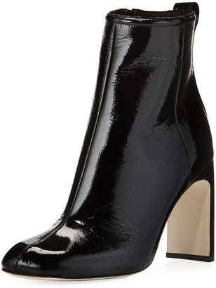 Rag & Bone Ellis Patent Leather Ankle Boot