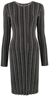 Valenti Antonino striped sweater dress