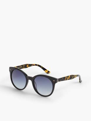 34b62d223d8 Talbots Chelsea Tortoise Cat-Eye Sunglasses
