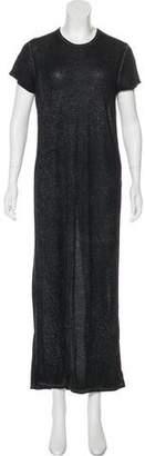 IRO Jersey Maxi Dress