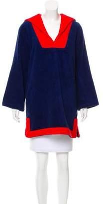 Lisa Marie Fernandez Sailored Terrycloth Tunic