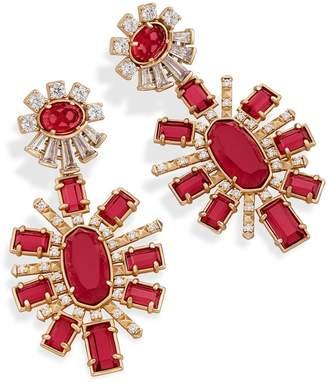 Kendra Scott Glenda Statement Earrings