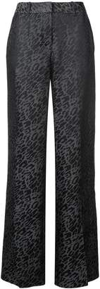 Equipment Arwen leopard print trousers
