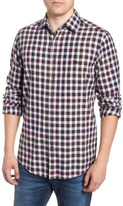 Rodd & Gunn Harvest Ave Sports Fit Flannel Sport Shirt