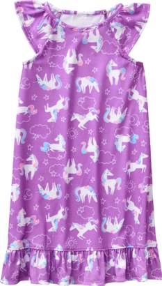 Gymboree Unicorn Night Gown