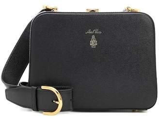 Mark Cross Juliana Frame leather crossbody bag