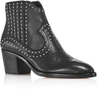 Dolce Vita Women's Dexter Studded Leather Booties - 100% Exclusive