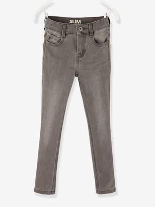 Vertbaudet MEDIUM Hip MorphologiK Slim Leg Jeans for Boys