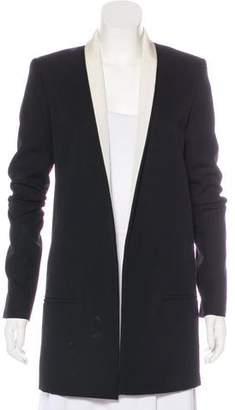 Haider Ackermann Short Wool Coat w/ Tags