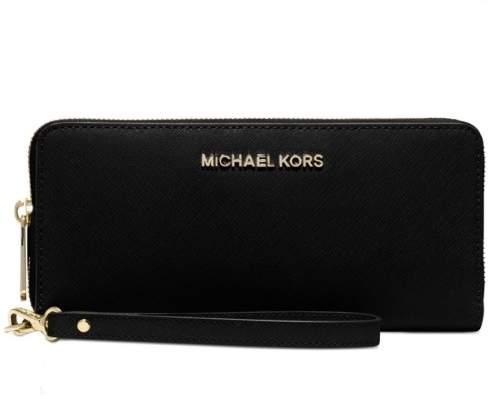 Michael Kors MICHAEL Jet Set Travel Continental - Black- 32S5Gtve9L-001 - ONE COLOR - STYLE