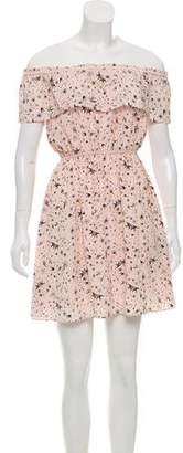 The Kooples Silk Mini Dress