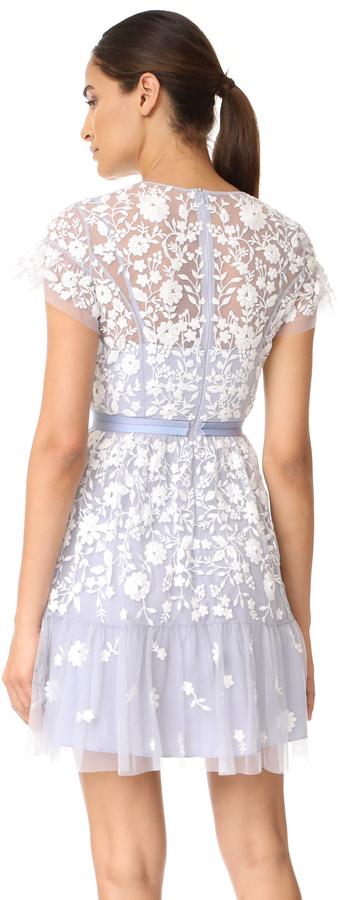 Needle & Thread Tulle Meadow Dress 2