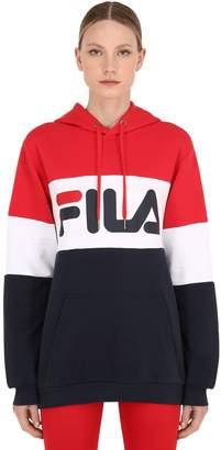 Fila Urban Night Color Block Sweatshirt Hoodie