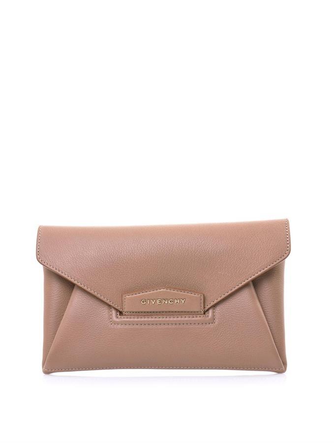 Givenchy Antigona mini eather envelope clutch