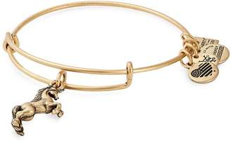 Alex and Ani CBD Unicorn Expandable Bracelet