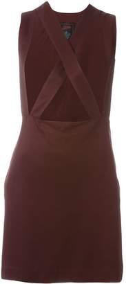 Jean Paul Gaultier Pre-Owned crisscross front dress
