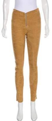 Alice + Olivia Mid-Rise Skinny Pants w/ Tags