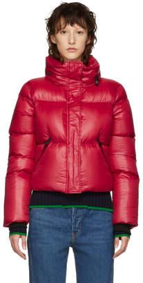 Mackage Red Down Mimi Coat