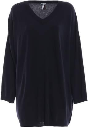 Loewe Flared Long Sleeve Sweater