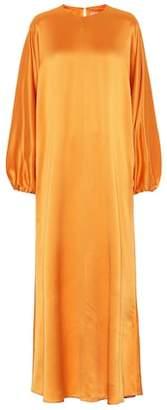 Roksanda Doria silk maxi dress