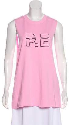 P.E Nation Sleeveless Crew Neck T-Shirt w/ Tags