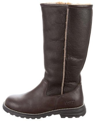 UGG UGG Australia Brooks Leather Boots