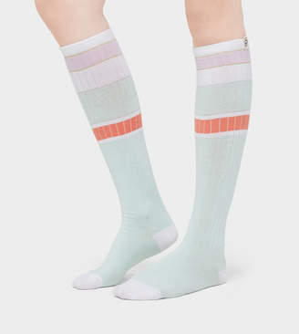 UGG Stripe Knee-High Sock