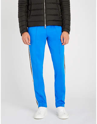 Moncler Striped-side jersey jogging bottoms