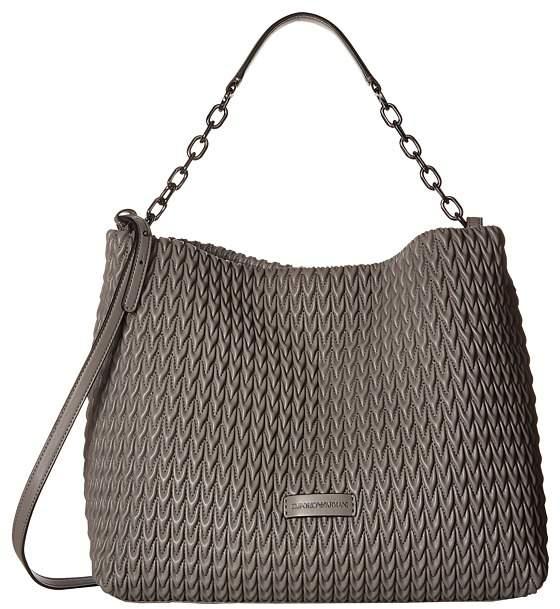 Emporio Armani Quilted Handbag