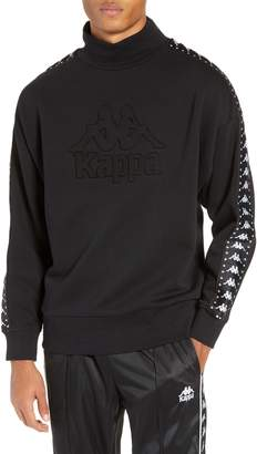 Kappa Authentic Alef Mock Neck Sweatshirt