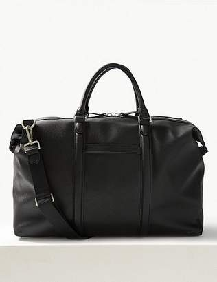 Marks and Spencer Textured Saffiano Holdall