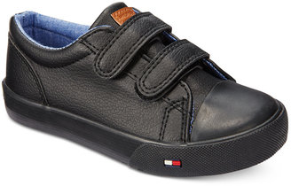 Tommy Hilfiger Little Boys' or Toddler Boys' Cormac Core Sneakers $29 thestylecure.com