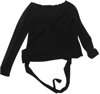Hartford Black Cashmere Knitwear for Women