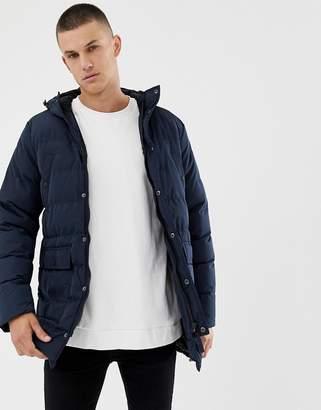 Tokyo Laundry Longline Puffer Jacket