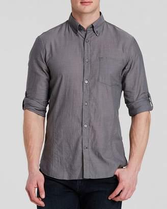 John Varvatos Star USA Basic Button-Down Shirt - Slim Fit