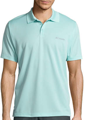 Columbia Oak View Short-Sleeve Polo