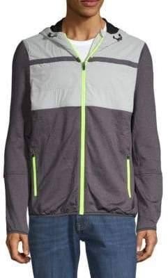 MPG Planet Run Jacket