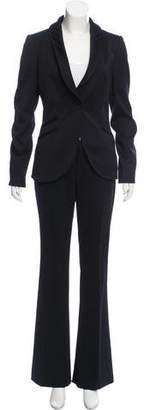Gucci Structured Wool Pantsuit