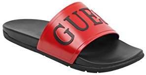 GUESS Men's DELFINO3 Slide Sandal