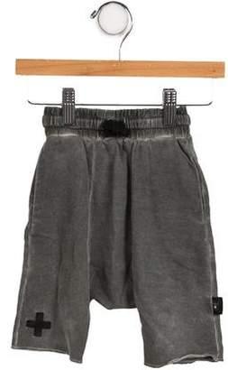 Nununu Boys' Harem Shorts