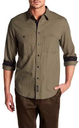 Rag & Bone Thomsen Long Sleeve Slim Fit Shirt